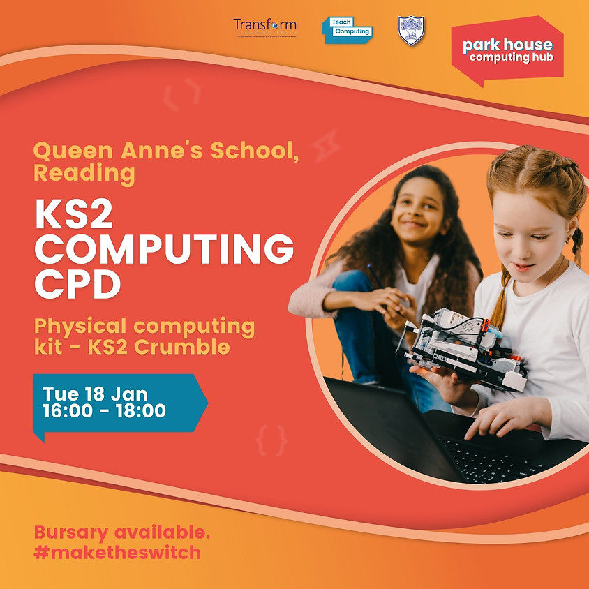 Physical Computing Kit - KS2 Crumble