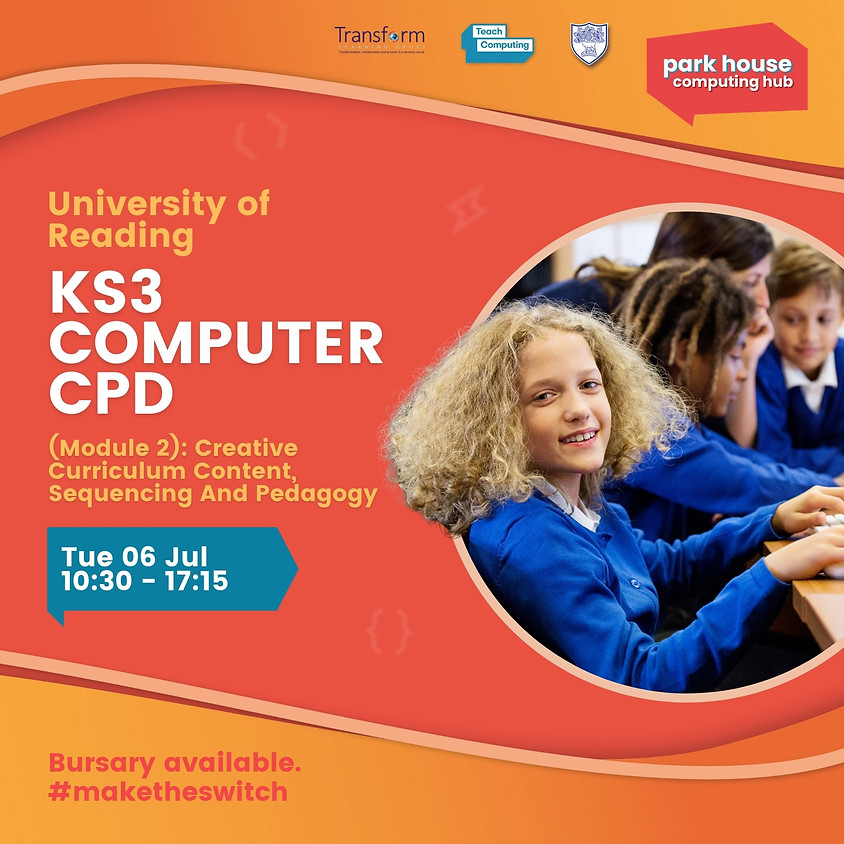 KS3 Computing (Module 2): Creative Curriculum Content, Sequencing And Pedagogy