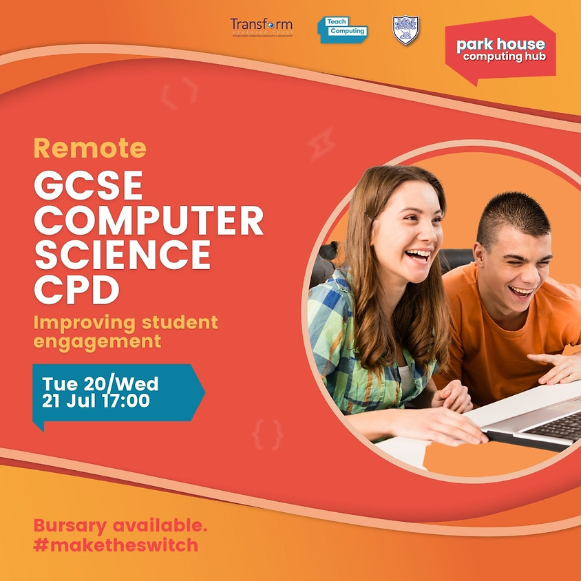 Teaching GCSE Computer Science: Improving Student Engagement (Two Day Course)