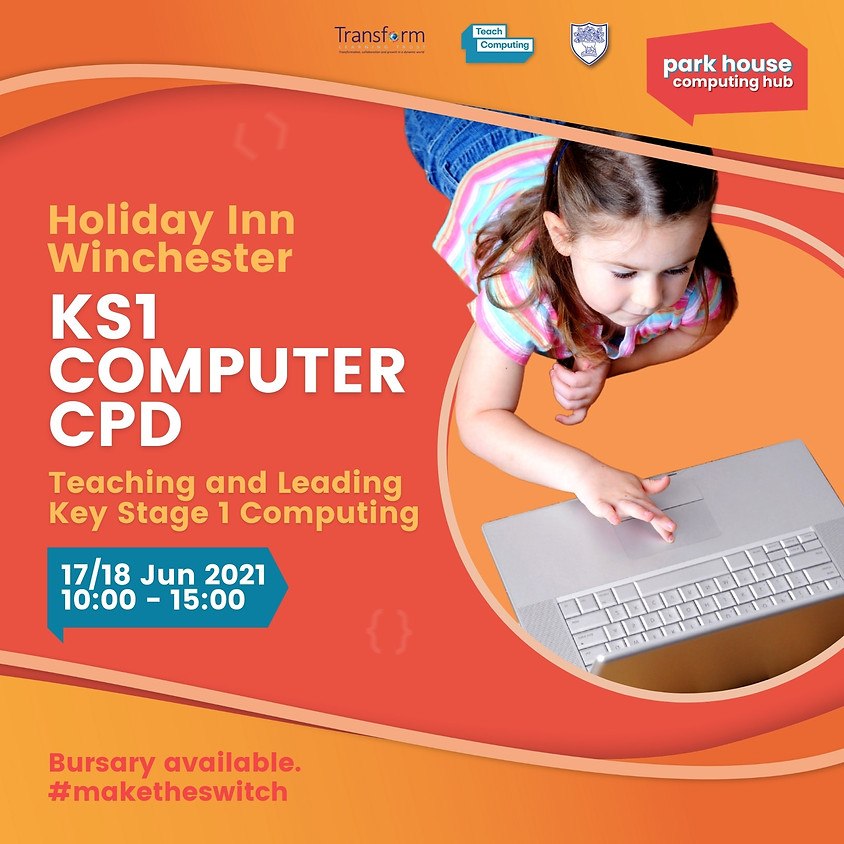 Teaching and Leading Key Stage 1 Computing - Two Day Course