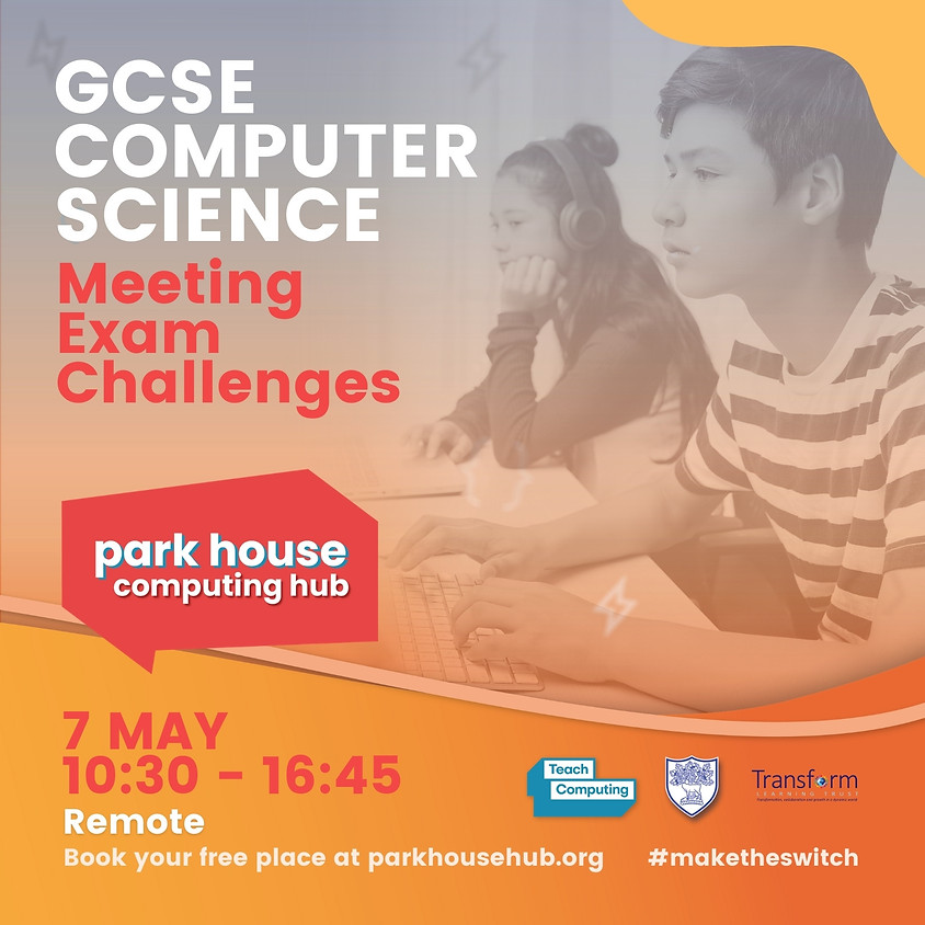 Higher attainment in GCSE computer science - meeting the challenge of exams - face to face