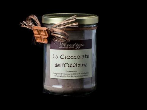 Cacao voor chocomelk 500gr.