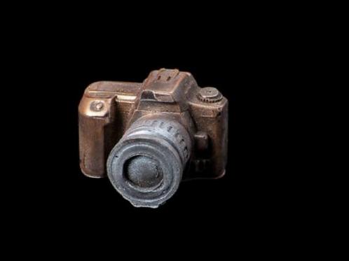 Fotograaf/Fotocamera klein