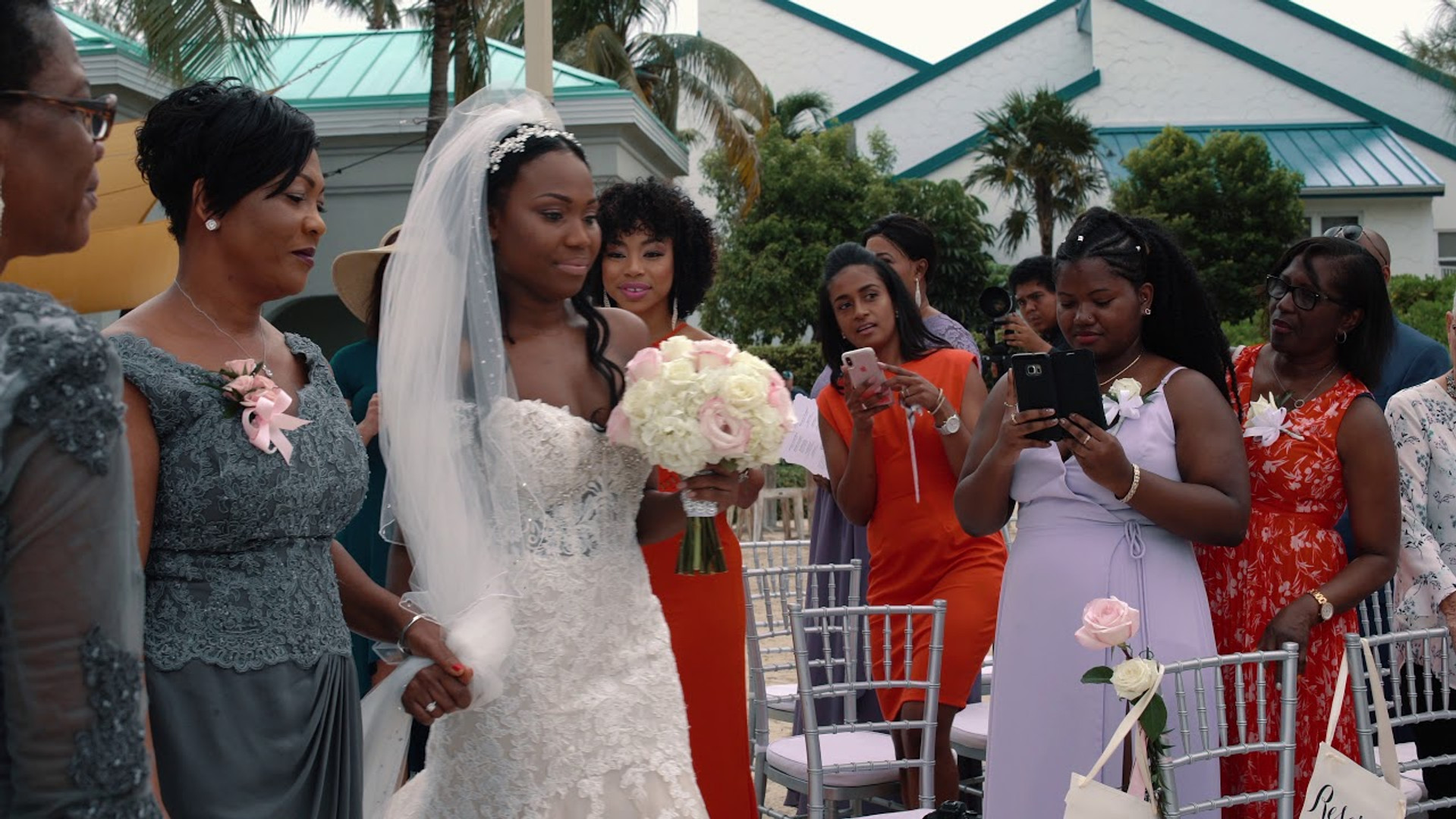 The Wedding of Donya & Joel