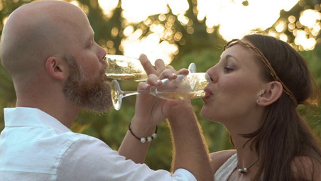 Lloyd & Brittany's Surprise Engagement + Wedding