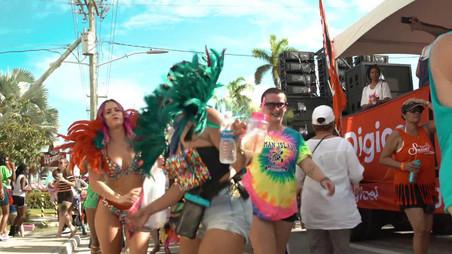 DJ RKM's CayMas Weekend 2018