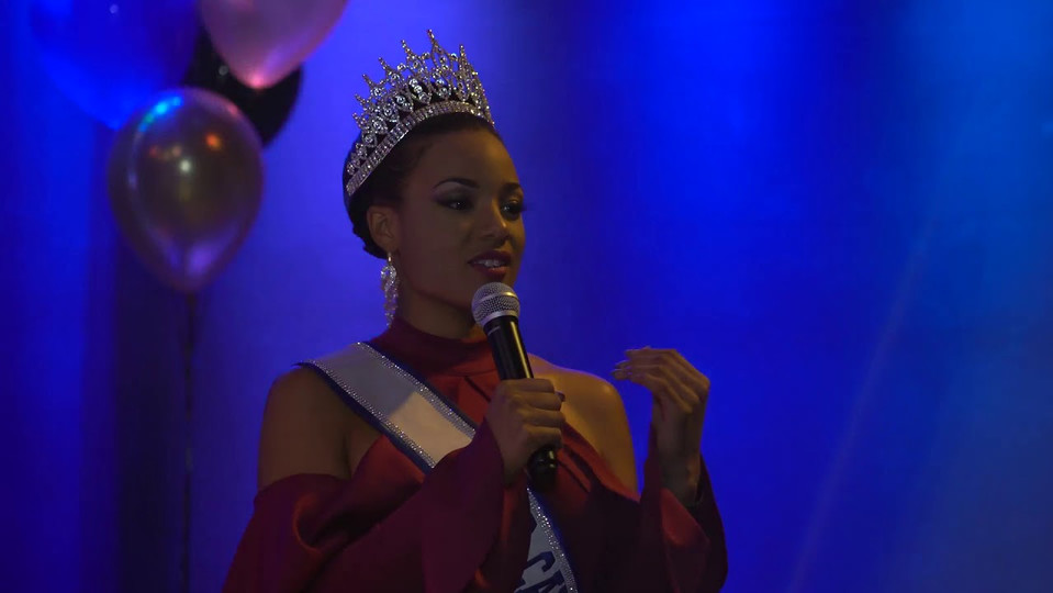 Miss Cayman Islands 2017 - Into The Universe