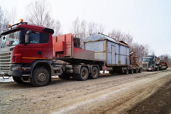 Буровые установки 5 перевозка буровых на