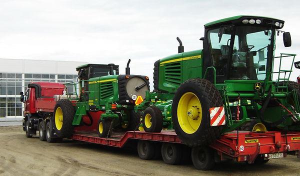 Сельхоз техника 14 перевозка тракторов.j