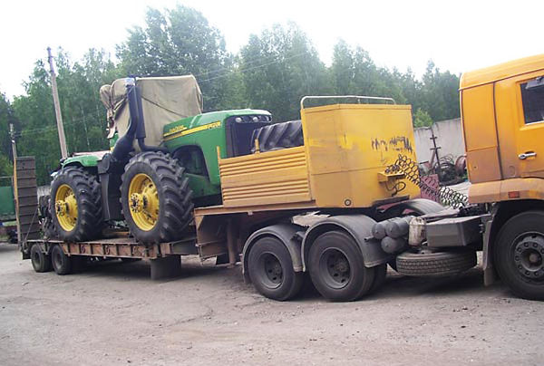 Сельхоз техника 10 перевозка трактора.jp