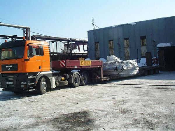 Буровые установки 4 перевозка буровых в