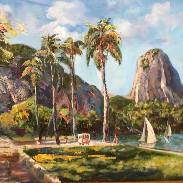 Brazilian Cliffs