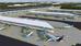 メキシコ州サンタルシアでの新空港建設