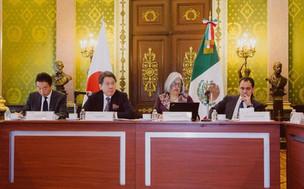日本とメキシコの経済関係の強化