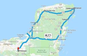コラム「マヤ鉄道、12月16日にチアパス州パレンケから建設開始」