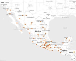 コラム「メキシコの地震センター」