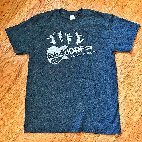 fab4JDRF T-Shirt