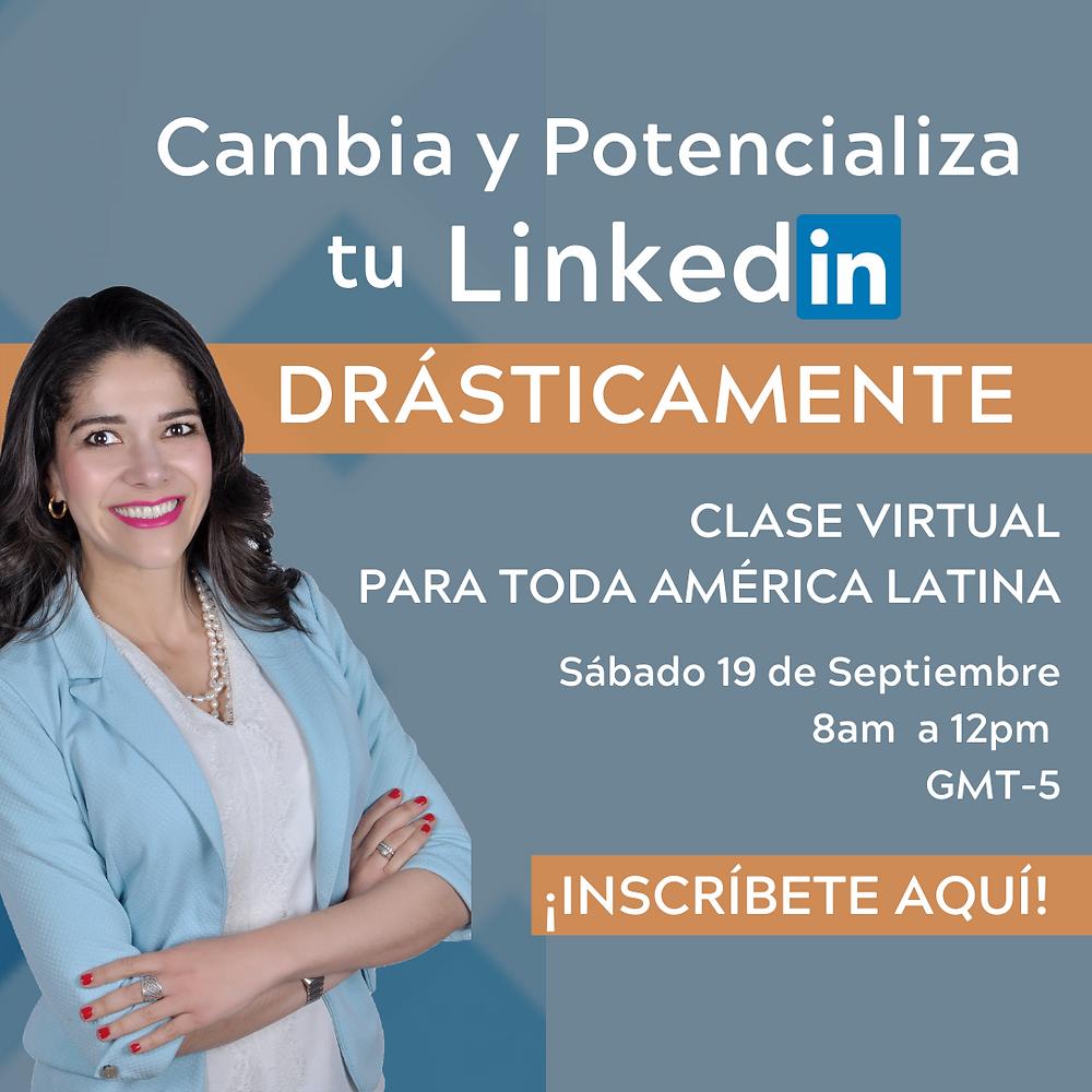 En este curso de LinkedIn te ayudará a obtener un perfil llamativo en esta red profesional.