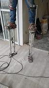 Tecnologia para instalações em altura com pé mecânico - ZIP Engenharia