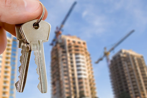 Orientações e dicas para receber as chaves dos imóveis ZIP Engenharia