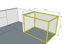 Reforço estrutural de laje ou parede - ZIP Engenharia
