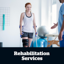 Our rehabilitation services assist you to recover after an injury, accident or post-surgery.   Rehabilitation should commence as soon as possible, to ensure the best possible outcome.   Our customised treatment plans aim to accelerate recovery and improve your strength and mobility.