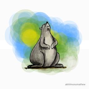 Baloo- Jungle book