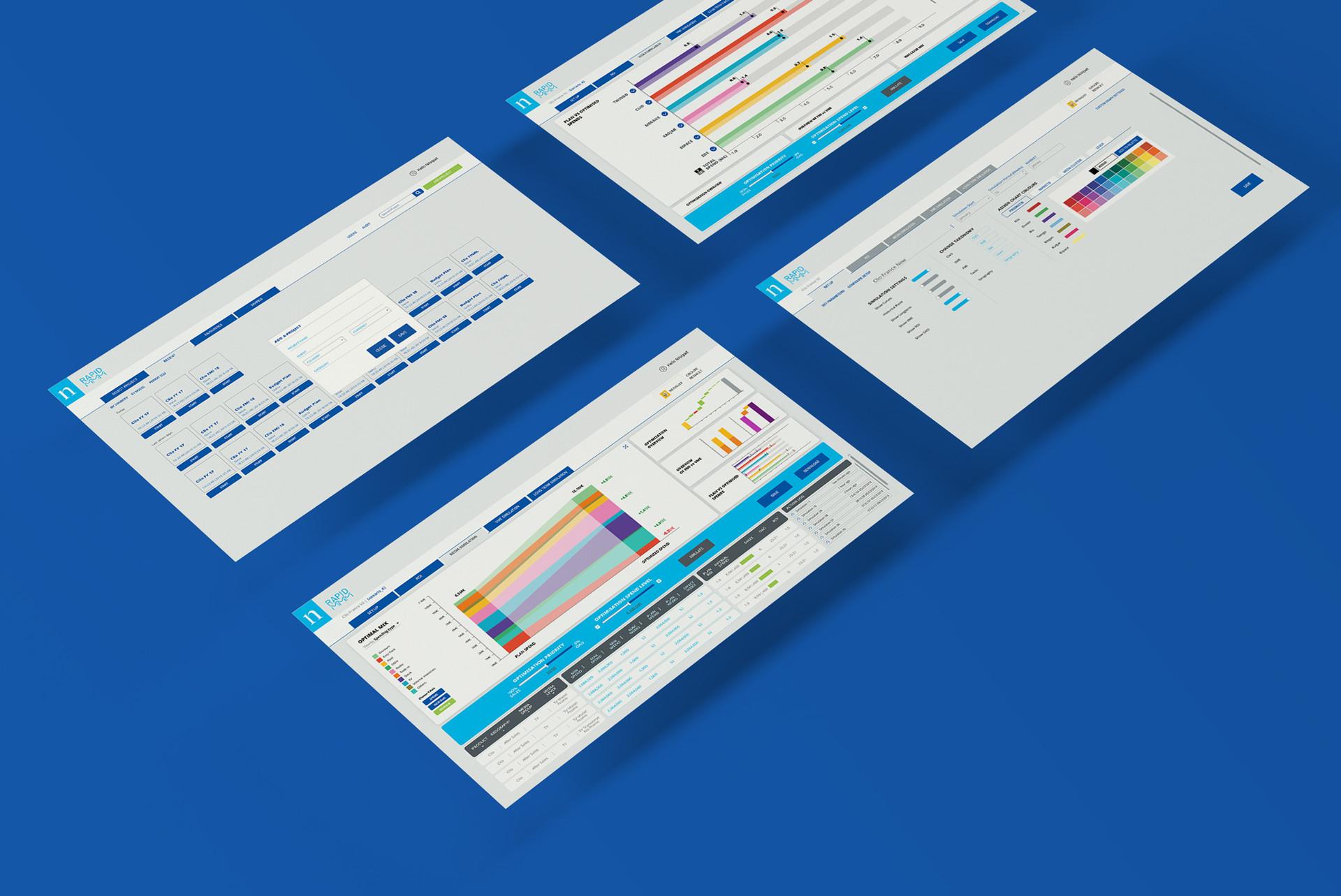 Dash board Screens 03