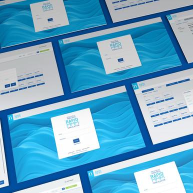 Nieslen web application