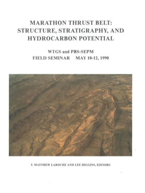 Marathon Thrust Belt: Structure, Stratigraphy, and Hydrocarbon Potential