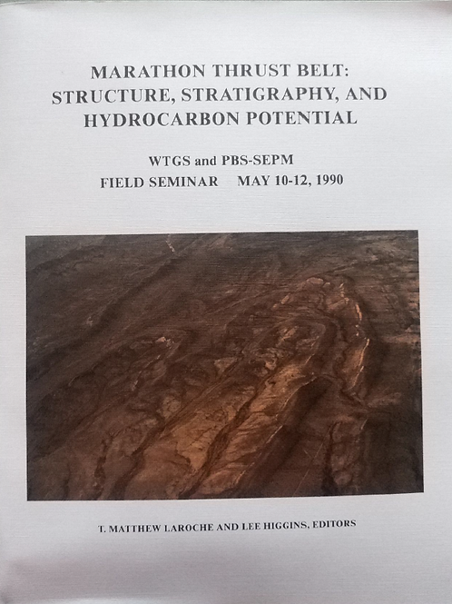 Marathon Thrust Belt: Structure, Stratigraphy & Hydrocarbon Potential