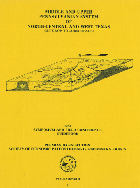 Middle and Upper Pennsylvanian System of North-Central and West Texas