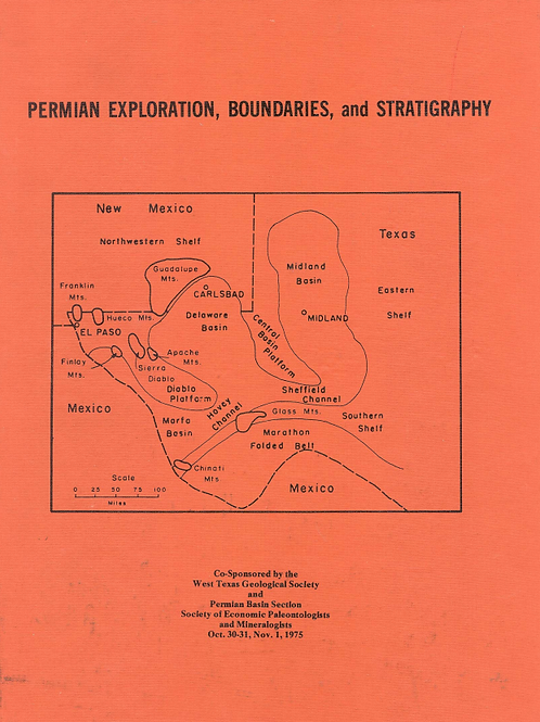 Permian Exploration, Boundaries and Stratigraphy
