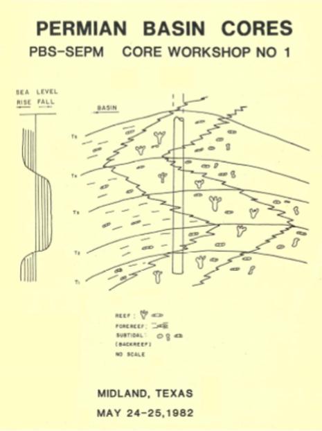 Permian Basin Cores: Core Workshop No. 1