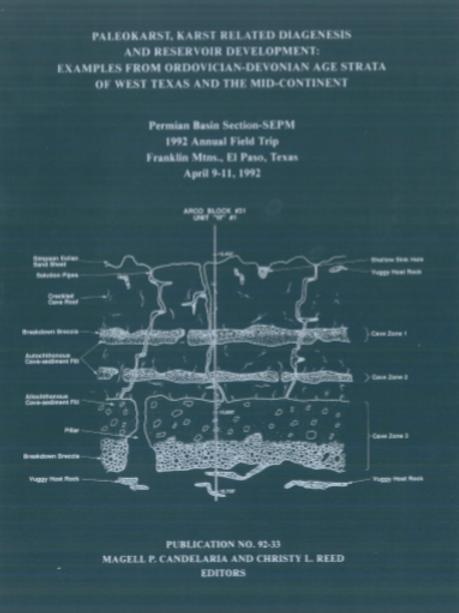 Paleokarst, Karst Related Diagenesis and Reservoir Development: Ex from Ordovici