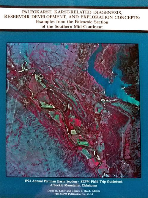 Paleokarst, Karst-Related Diagenesis, Reservoir Development & Exploration...