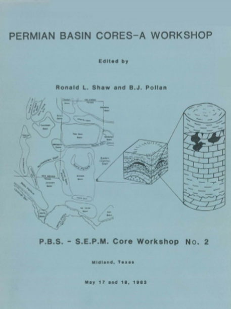 Permian Basin Cores: Core Workshop No.2