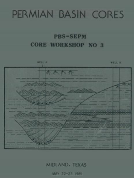 Permian Basin Cores: Core Workshop No. 3