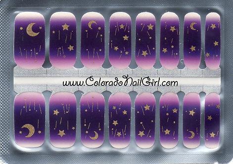 Purple Astronomy