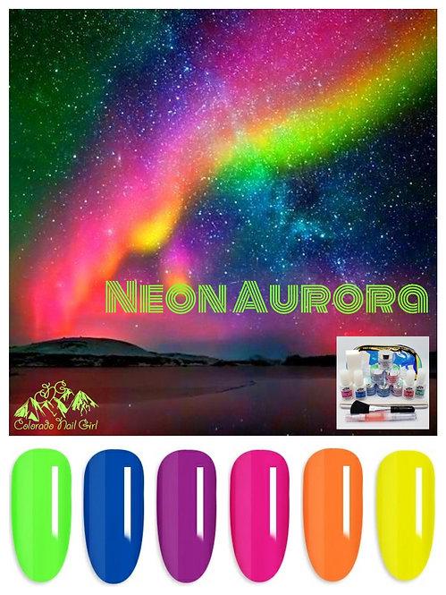 Neon Aurora Dip Starter Kit