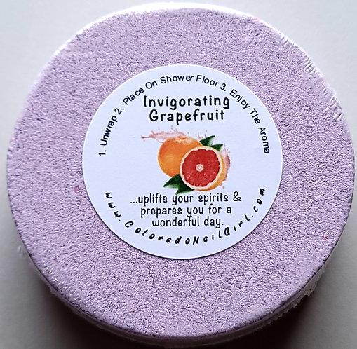 Invigorating Grapefruit  - Shower Steamer