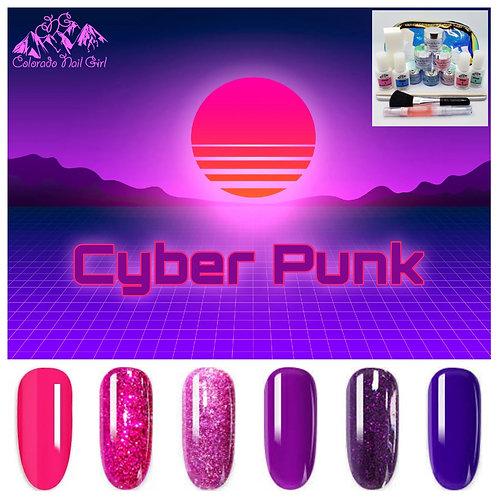 Cyber Punk Dip Starter Kit