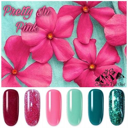 Pretty In Pink Dip Powders