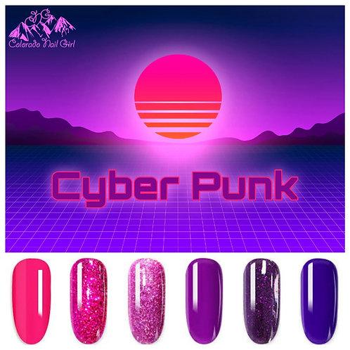 Cyber Punk Dip Powder Set