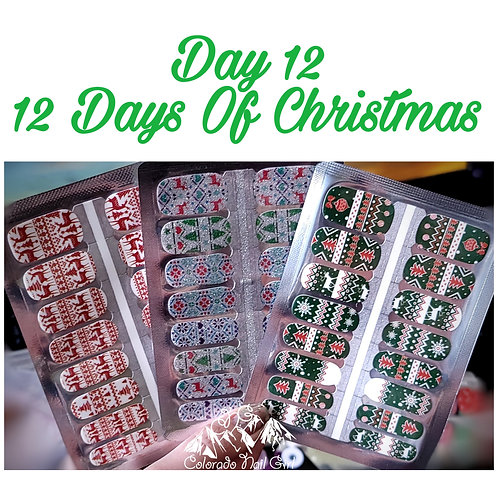 Day 12 - 12 Days Of Christmas