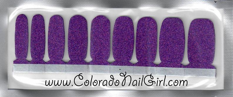 Purple Berry Glitter