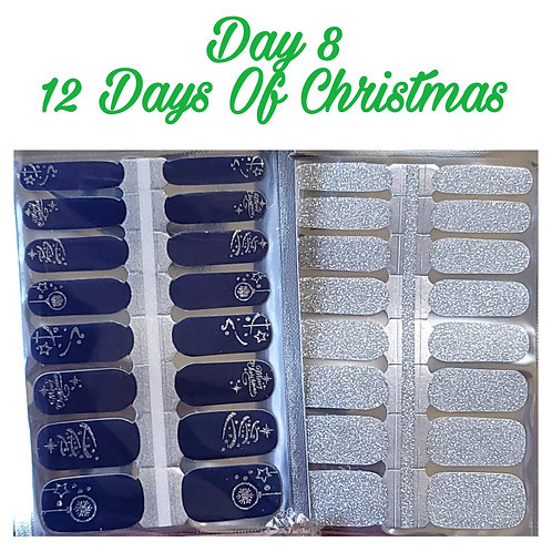 Day 8 - 12 Days Of Christmas