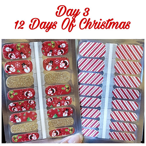 Day 3 - 12 Days Of Christmas