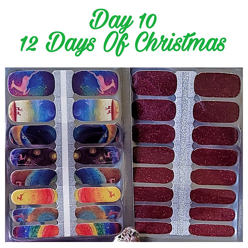 Day 10 - 12 Days Of Christmas