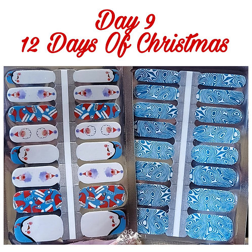 Day 9 - 12 Days Of Christmas